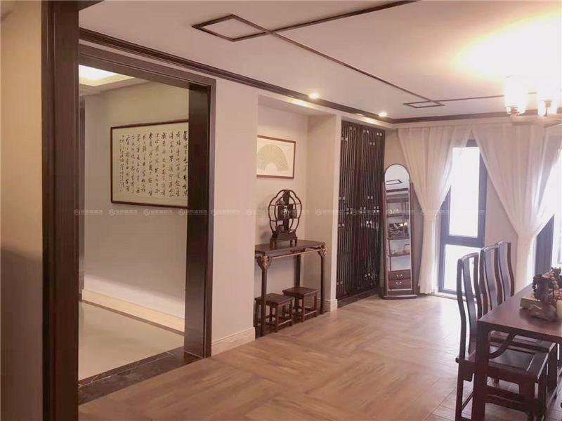 青山慧谷實景圖,蘇州安然居裝飾